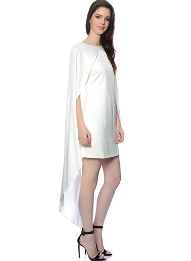 Lavısh Alıce Elbise Beyaz